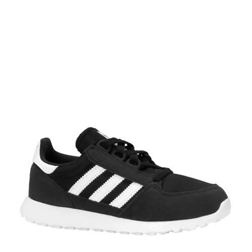 Forest Grove C suède sneakers zwart