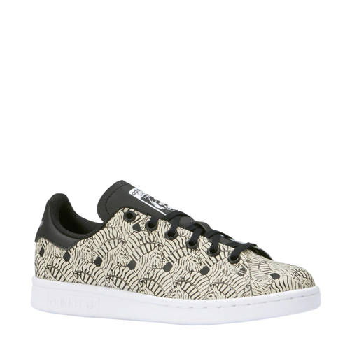 Stan Smith J sneakers met print