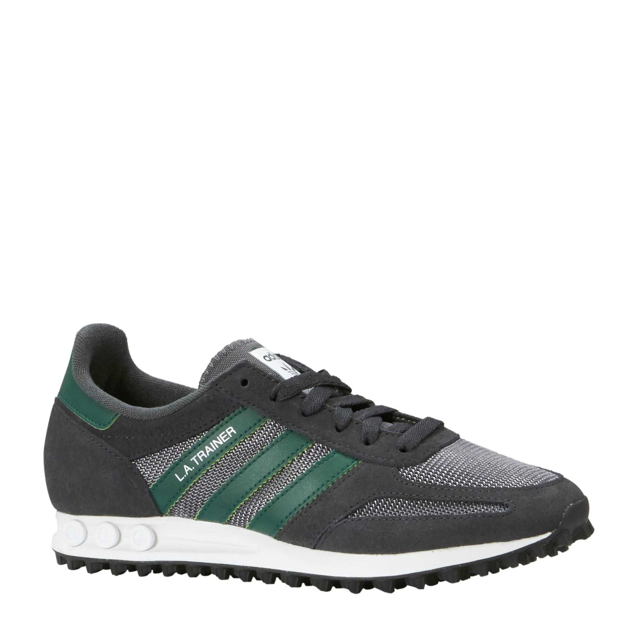 ADIDAS ORIGINALS La Trainer Sneakers voor Heren Blauw