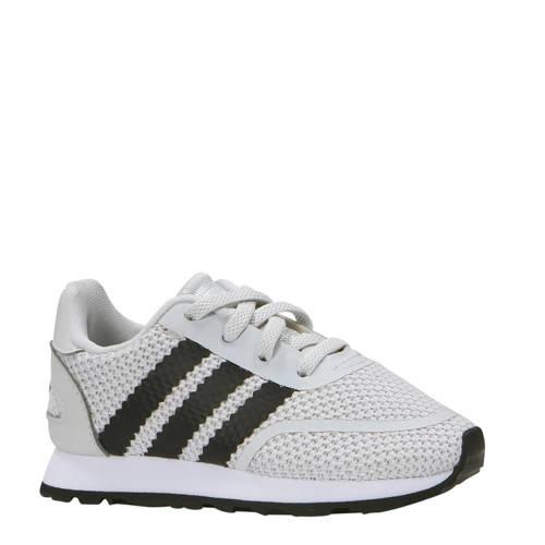 sneakers N-5923 EL I lichtbeige-zwart
