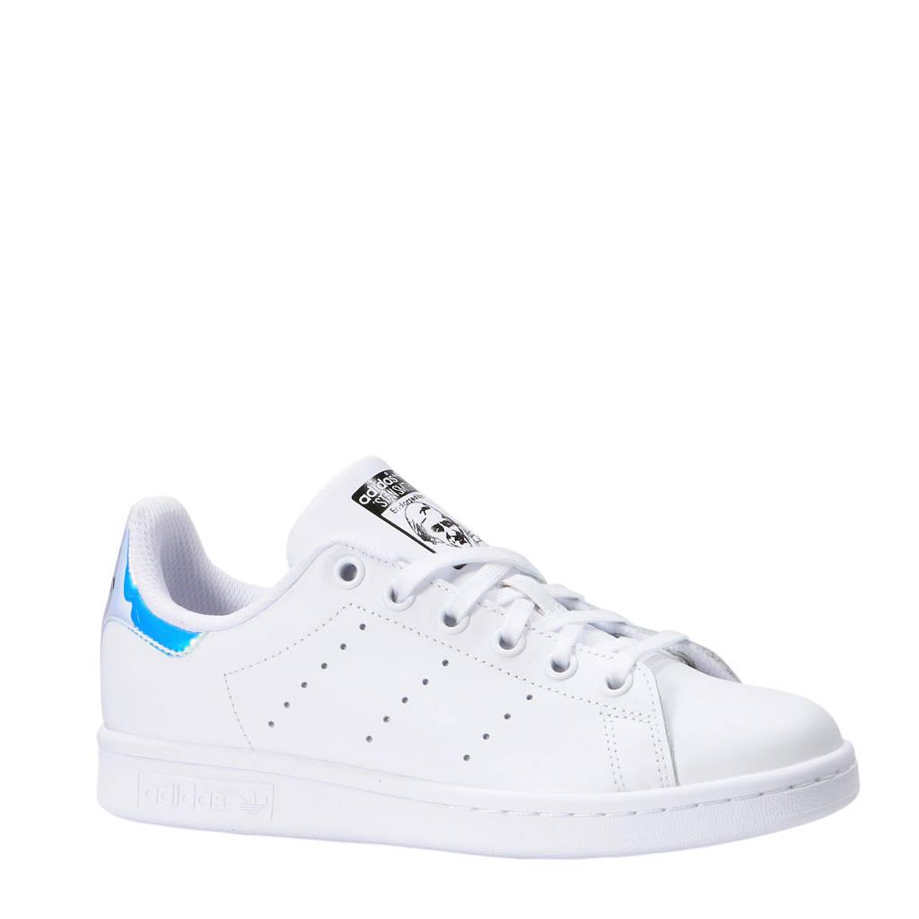 adidas originals  Stan Smith sneakers, Wit/paars