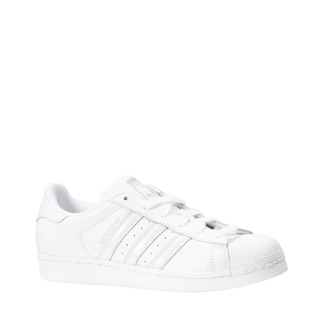 adidas originals  Superstar sneakers wit, Wit