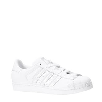 originals  Superstar sneakers wit