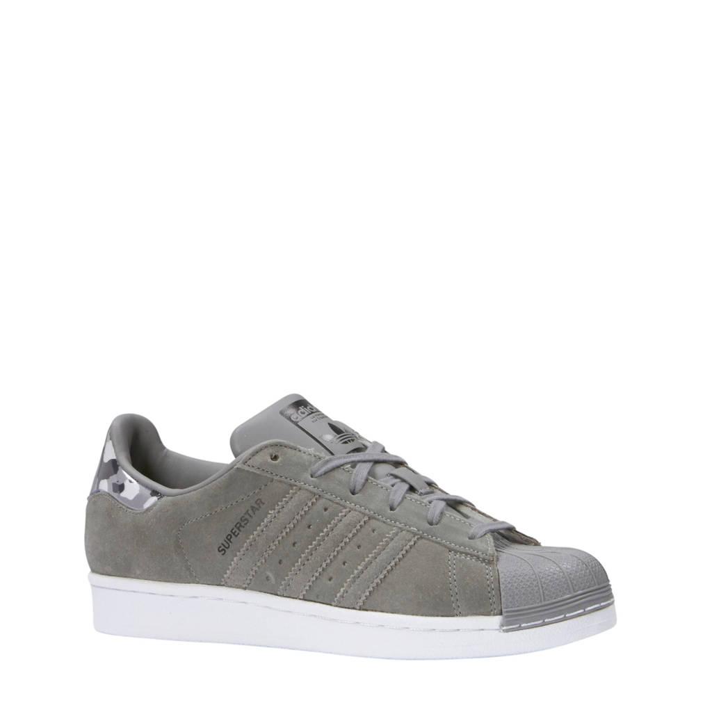 adidas originals  Superstar J sneakers, Grijs