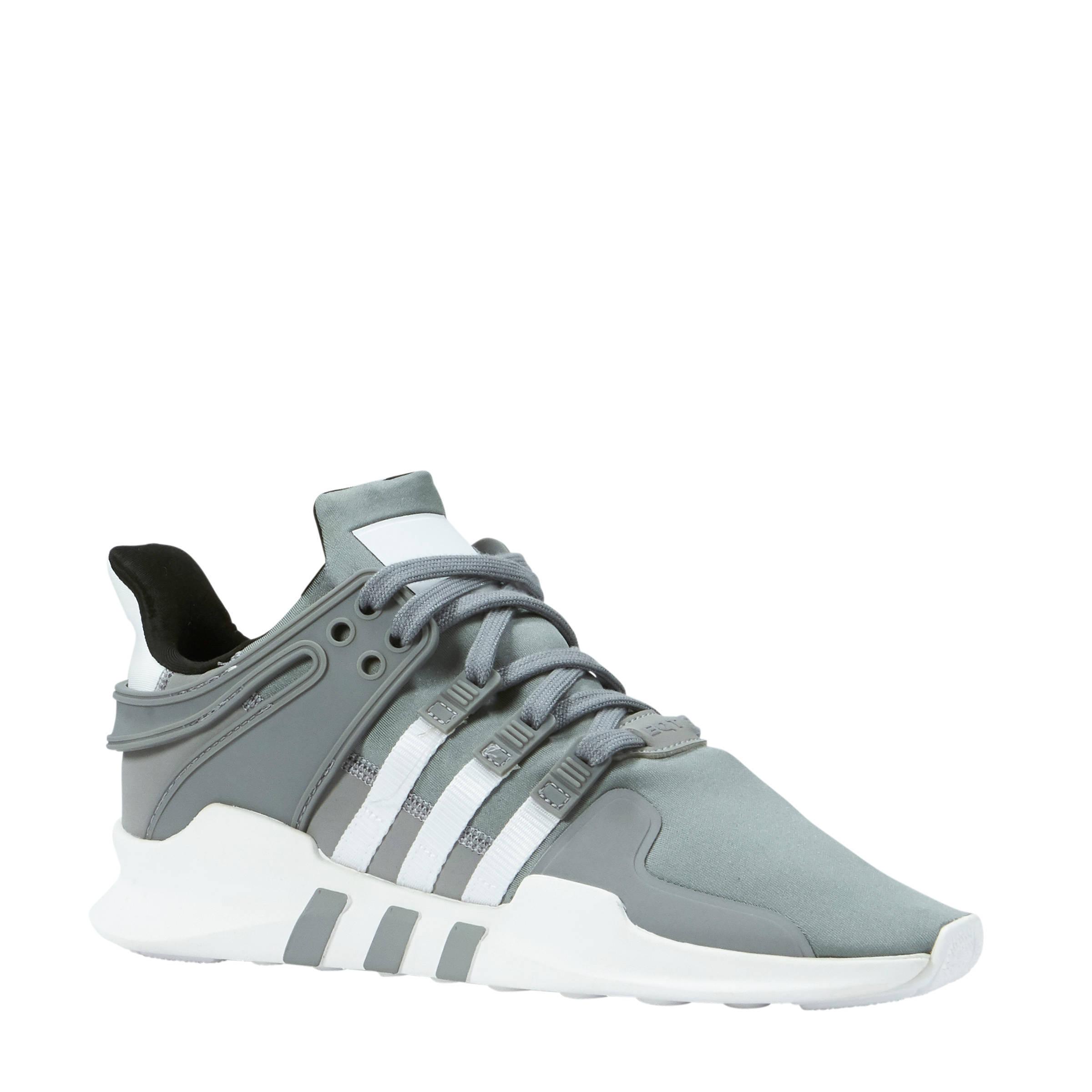 adidas Originals EQT Support ADV sneakers donkergroen   wehkamp