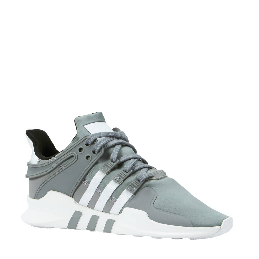 timeless design 01064 50ed4 adidas originals EQT Support ADV sneakers grijsgroen, Grijsgroen