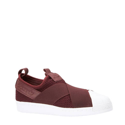 Superstar Slip-On bordeauxrood