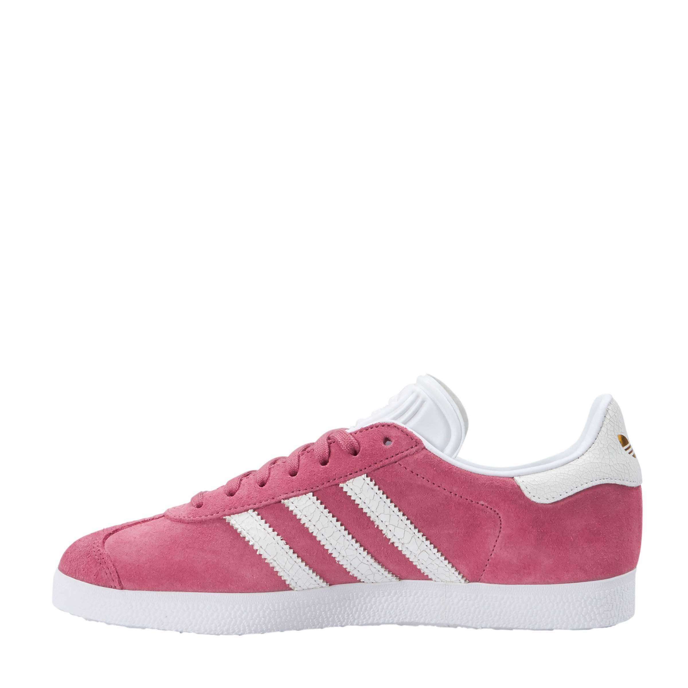 Gazelle sneakers roze