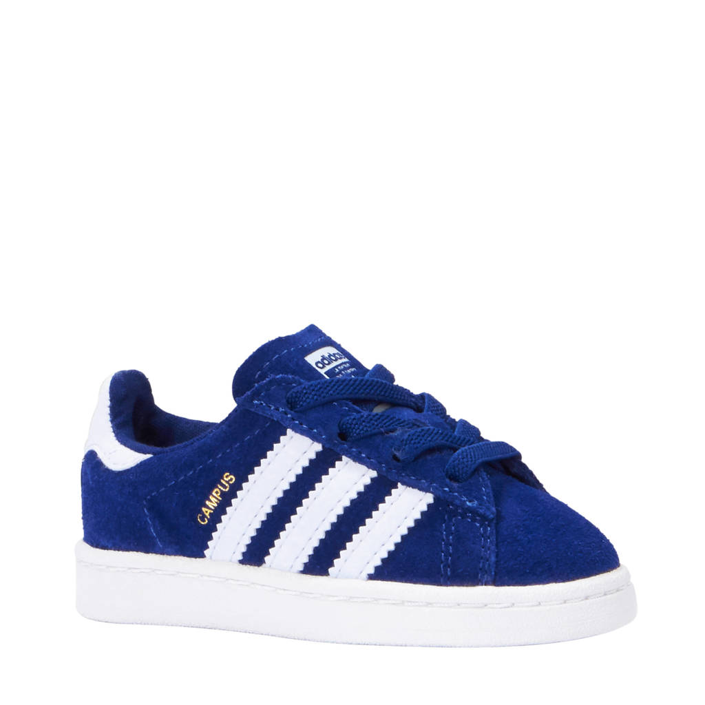 adidas originals  Campus EL I  sneakers, Blauw