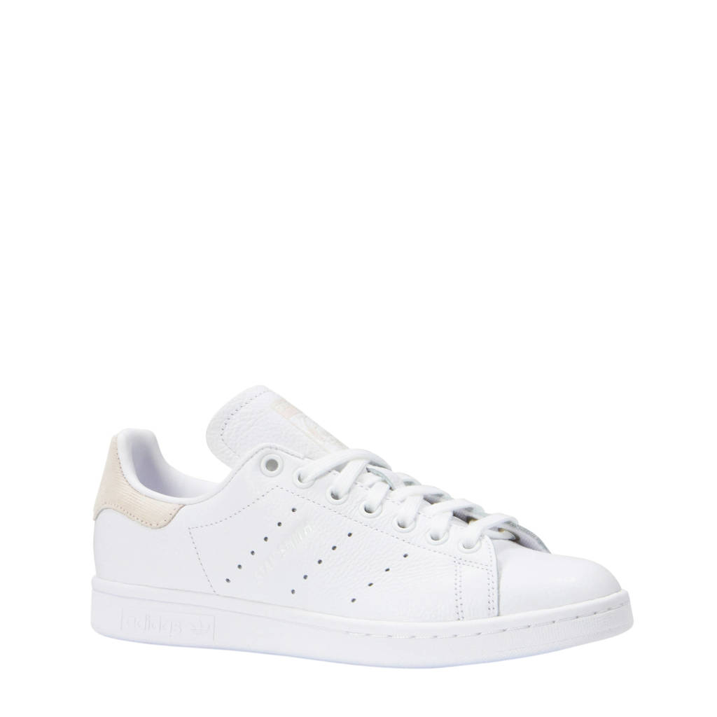 cefed79e554 adidas originals Stan Smith W sneakers, Wit/beige