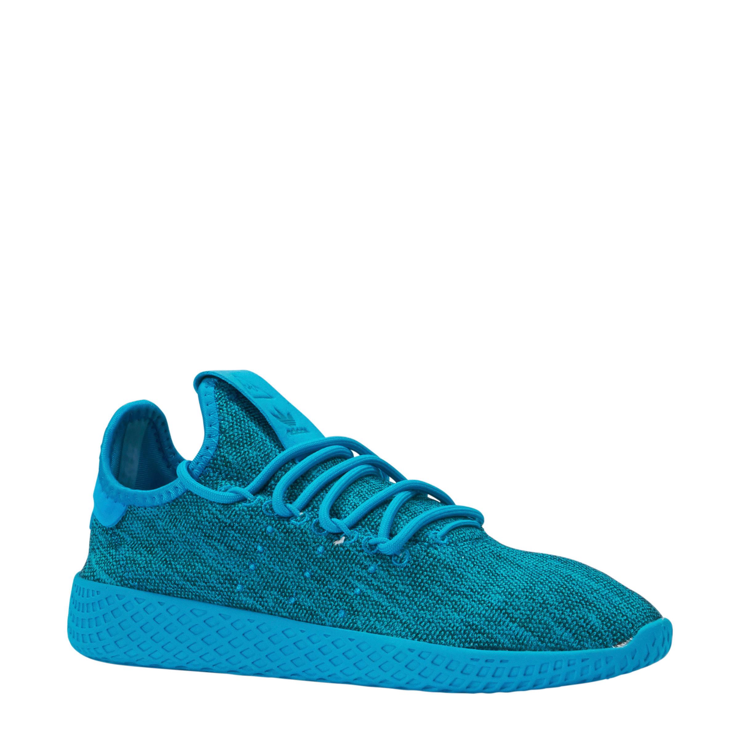 adidas Originals PW Tennis HU sneakers turquoise | wehkamp