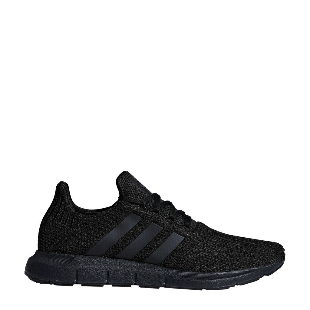 adidas originals   Swift Run sneakers, Zwart