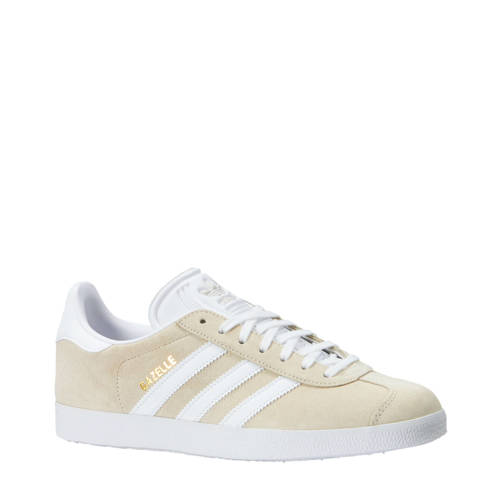 Gazelle sneakers beige