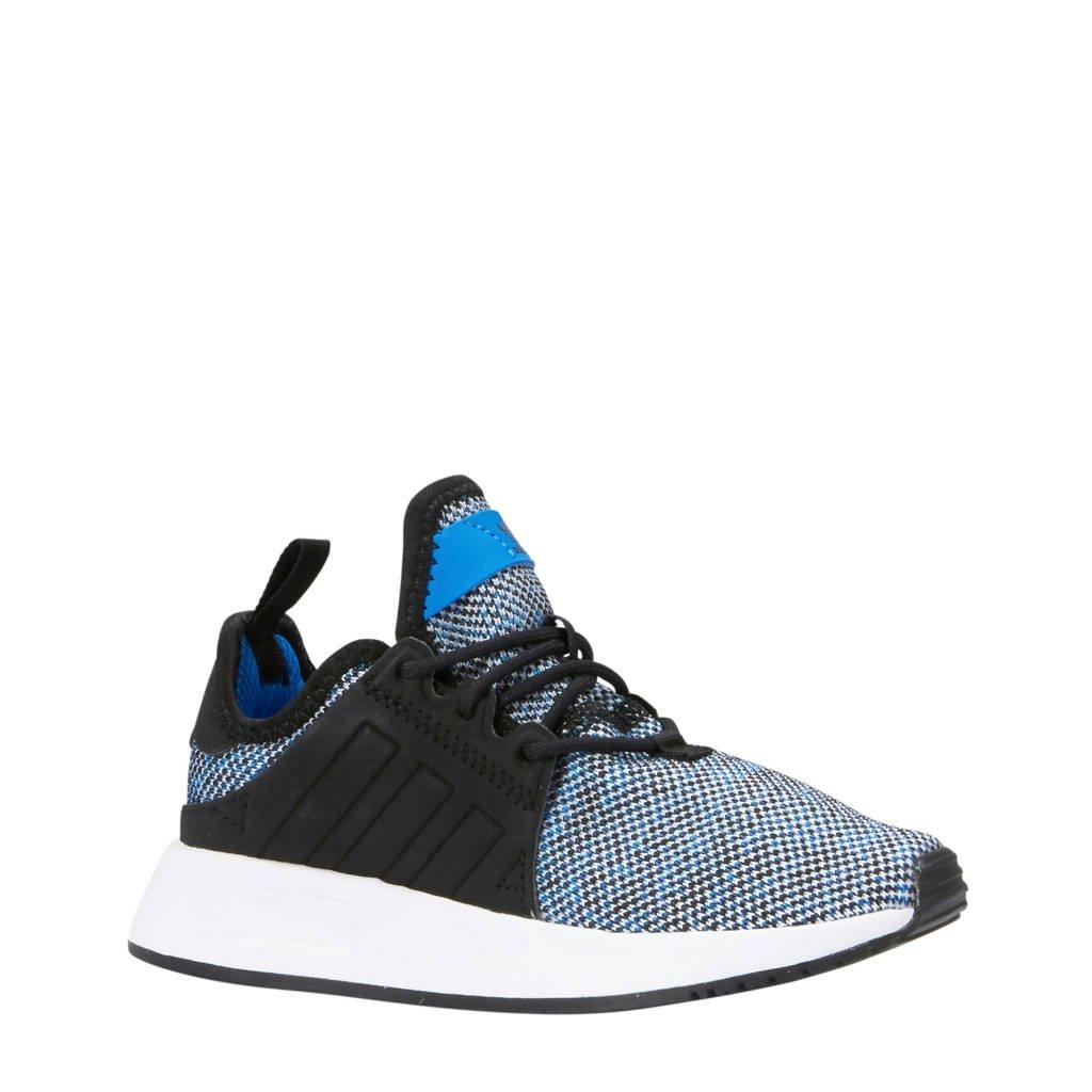 adidas originals  X_PLR EL I sneakers, Zwart/blauw