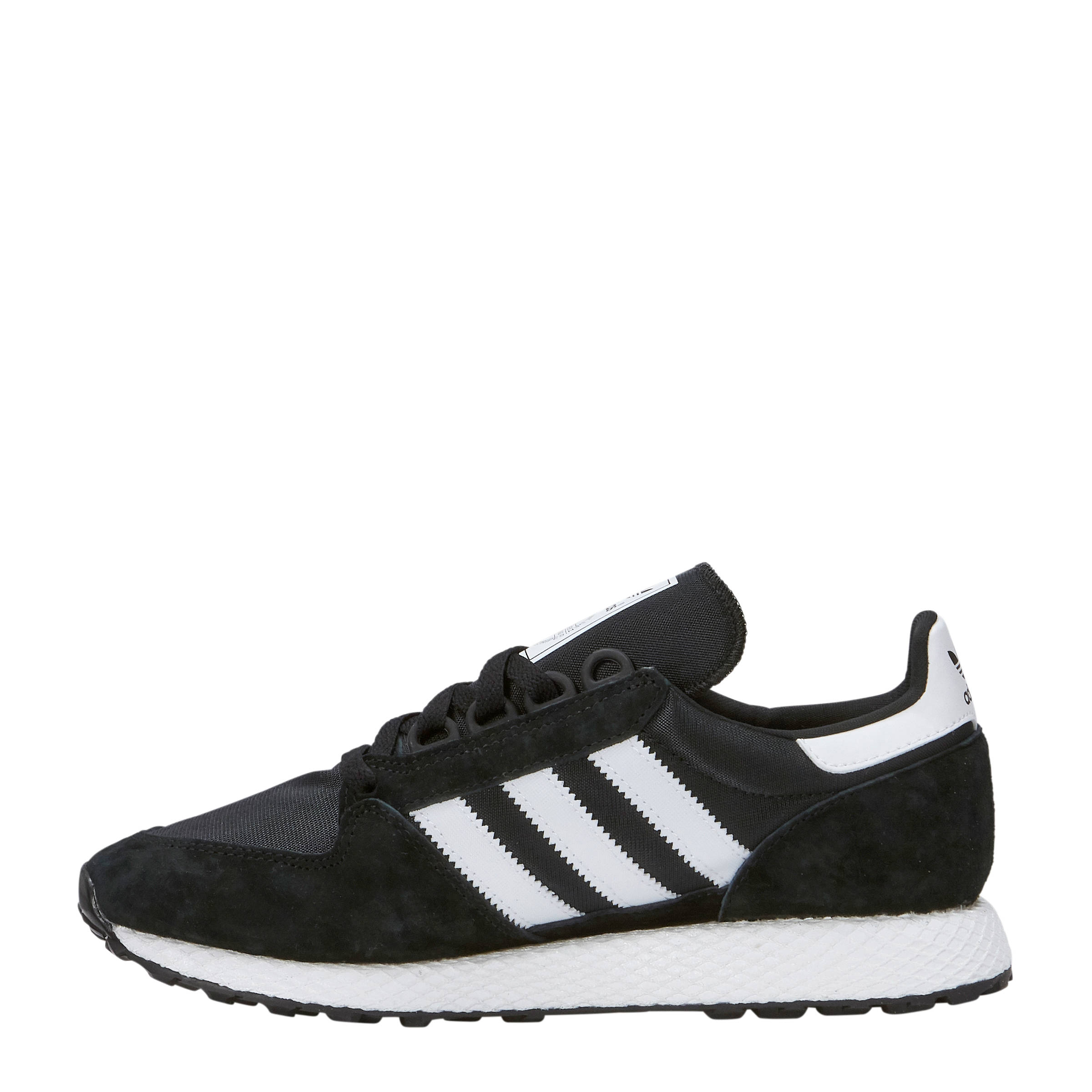 big sale f230d 2b3f5 adidas originals Forest Grove suède sneakers  wehkamp