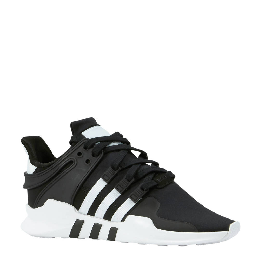 factory price f6c50 0f550 adidas originals EQT Support ADV sneakers zwart, Zwartwit