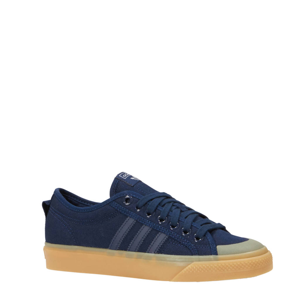 adidas originals  Nizza sneakers, Donkerblauw
