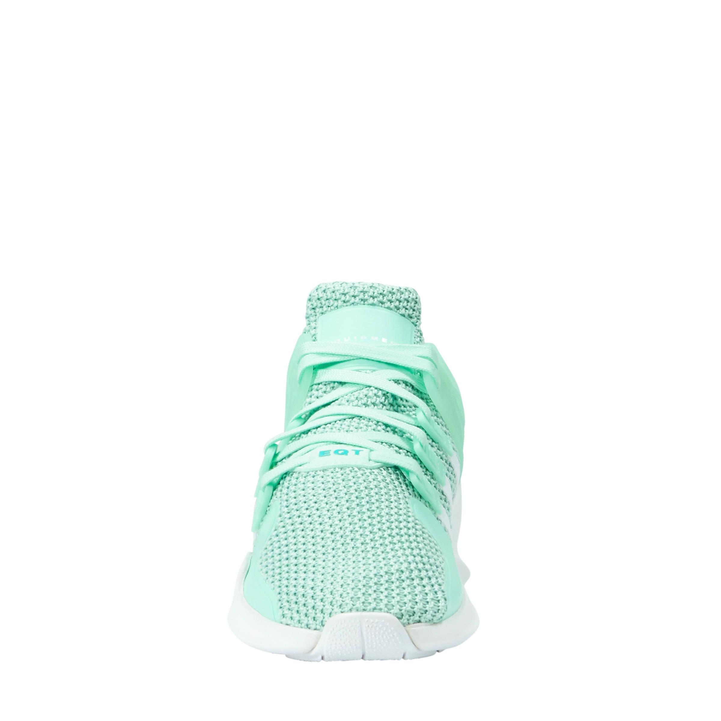 newest e04b3 6f7bb adidas originals EQT Support ADV sneakers mintgroen  wehkamp