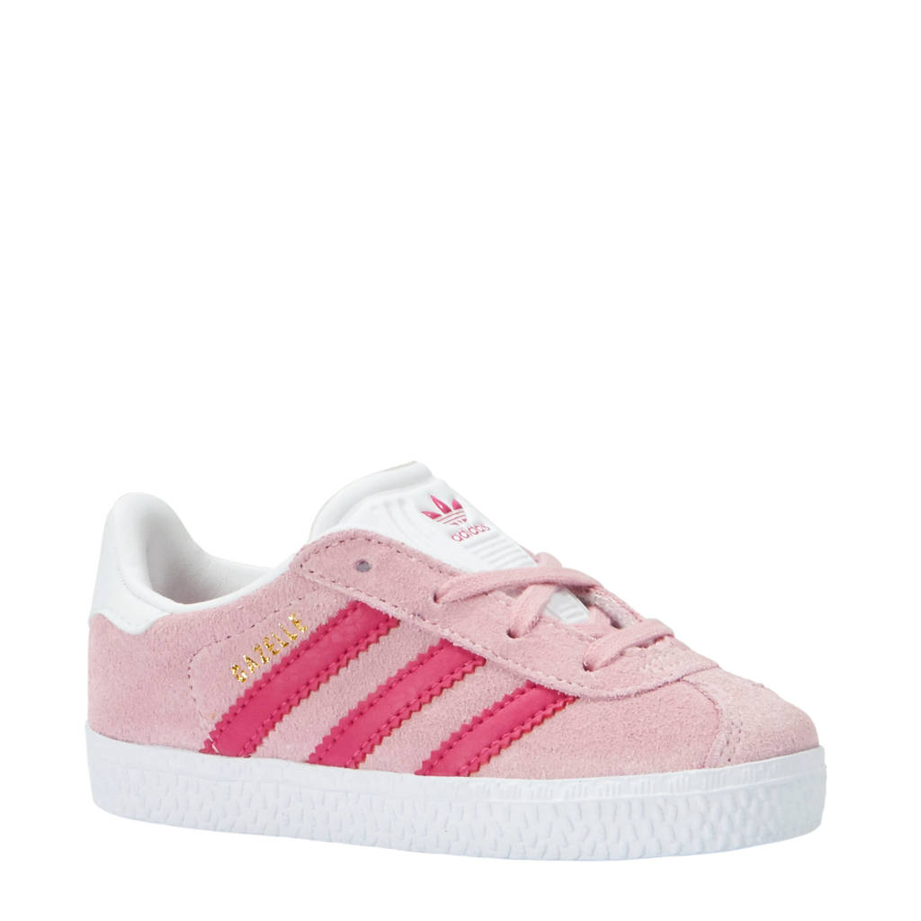 adidas originals Gazelle I sneakers, Roze