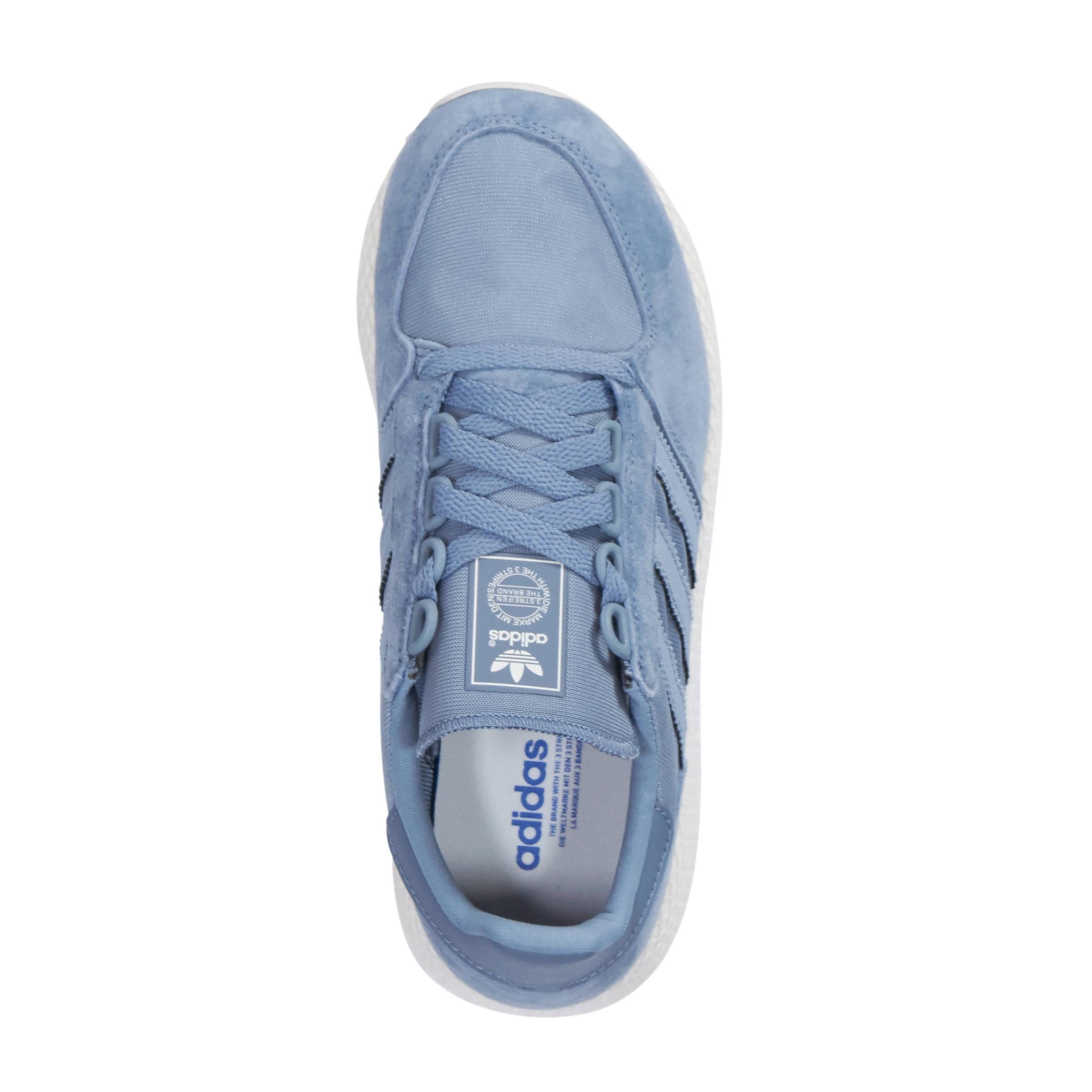 adidas sneakers grijs dames
