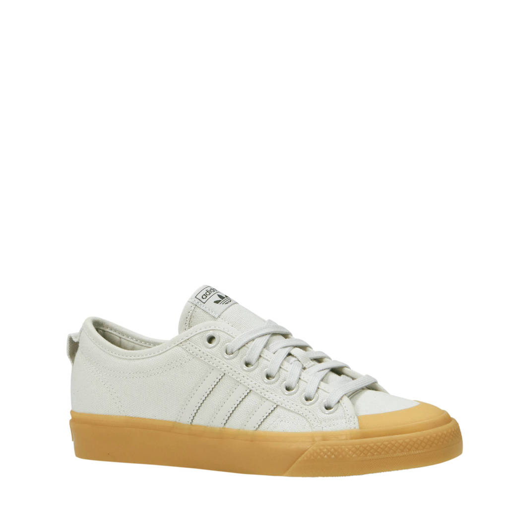 adidas originals  Nizza sneakers, Beige