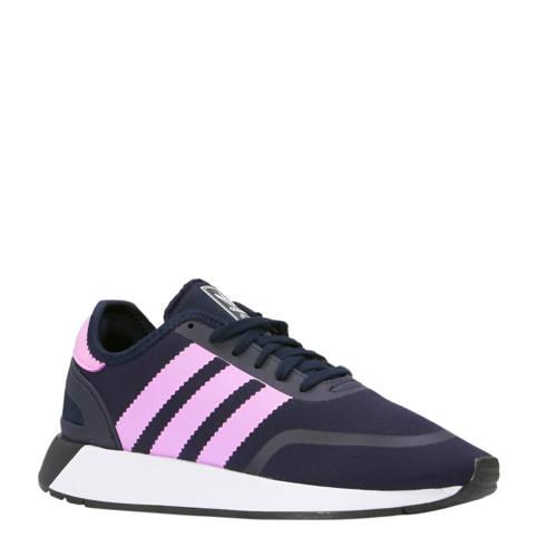 N-5923 sneakers marine-roze