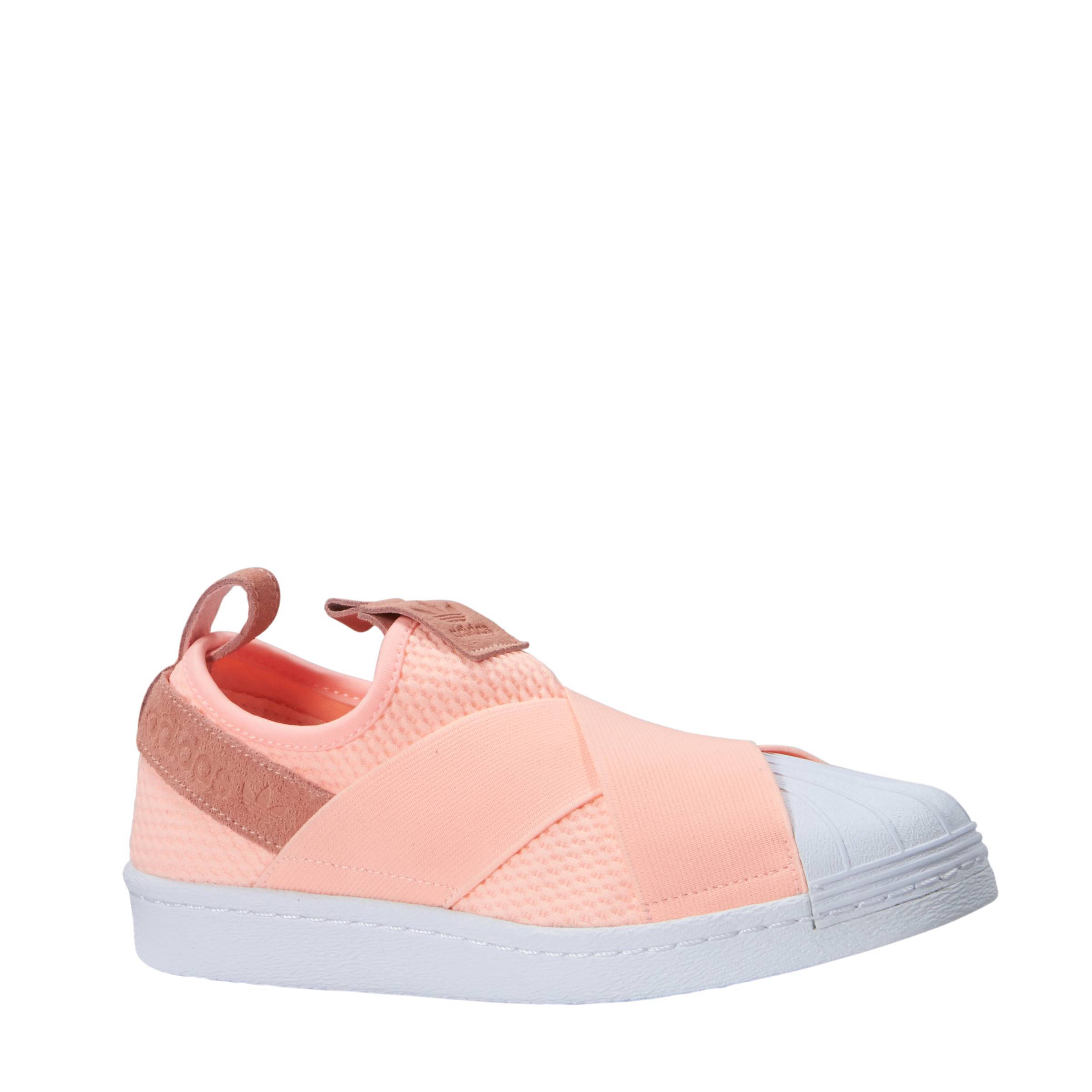 adidas superstar roze wehkamp