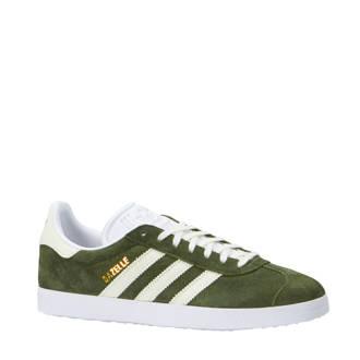 originals Gazelle sneakers donkergroen