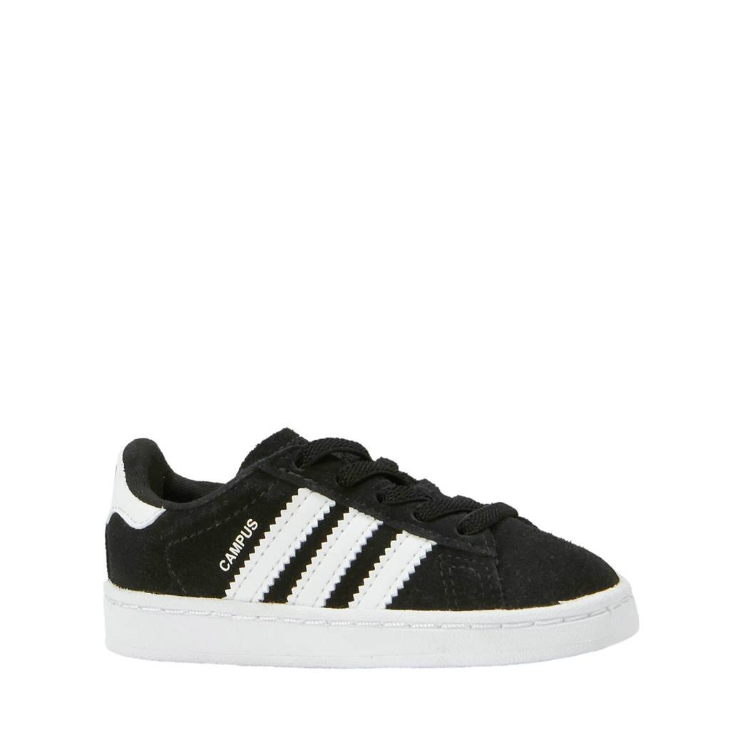 adidas originals  Campus EL sneakers zwart, Zwart