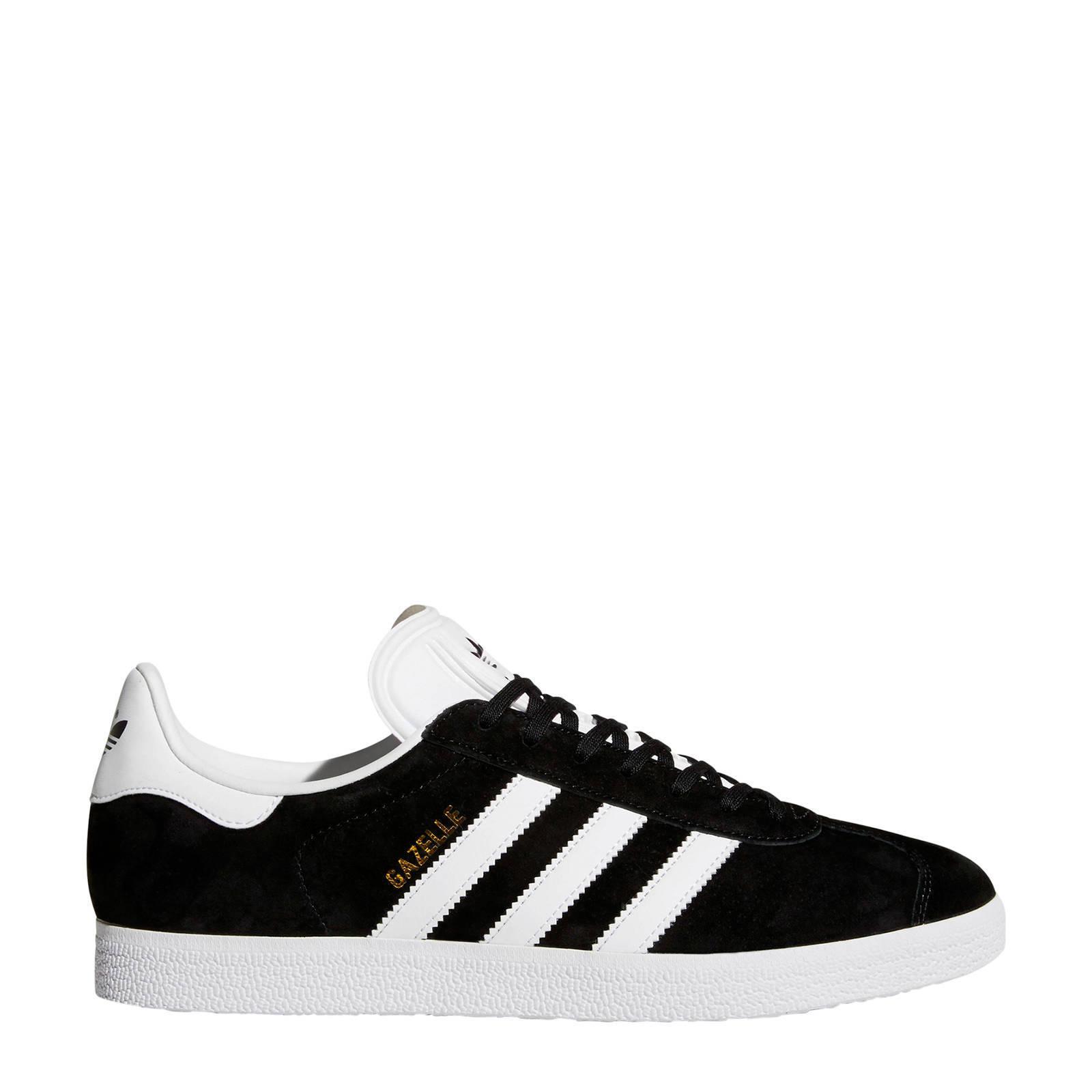 adidas sneakers gazelle zwart