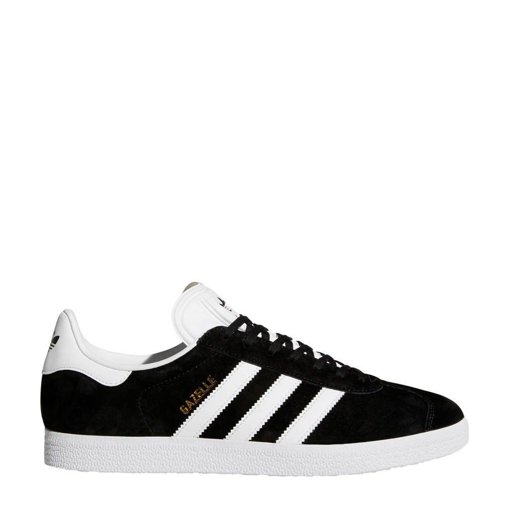 adidas originals  Gazelle sneakers, Zwart/wit