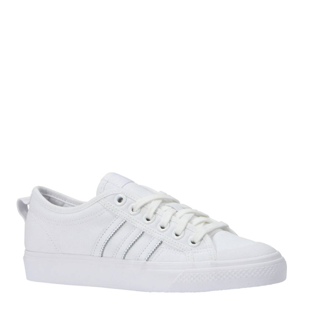 adidas originals  Nizza sneakers wit, Wit