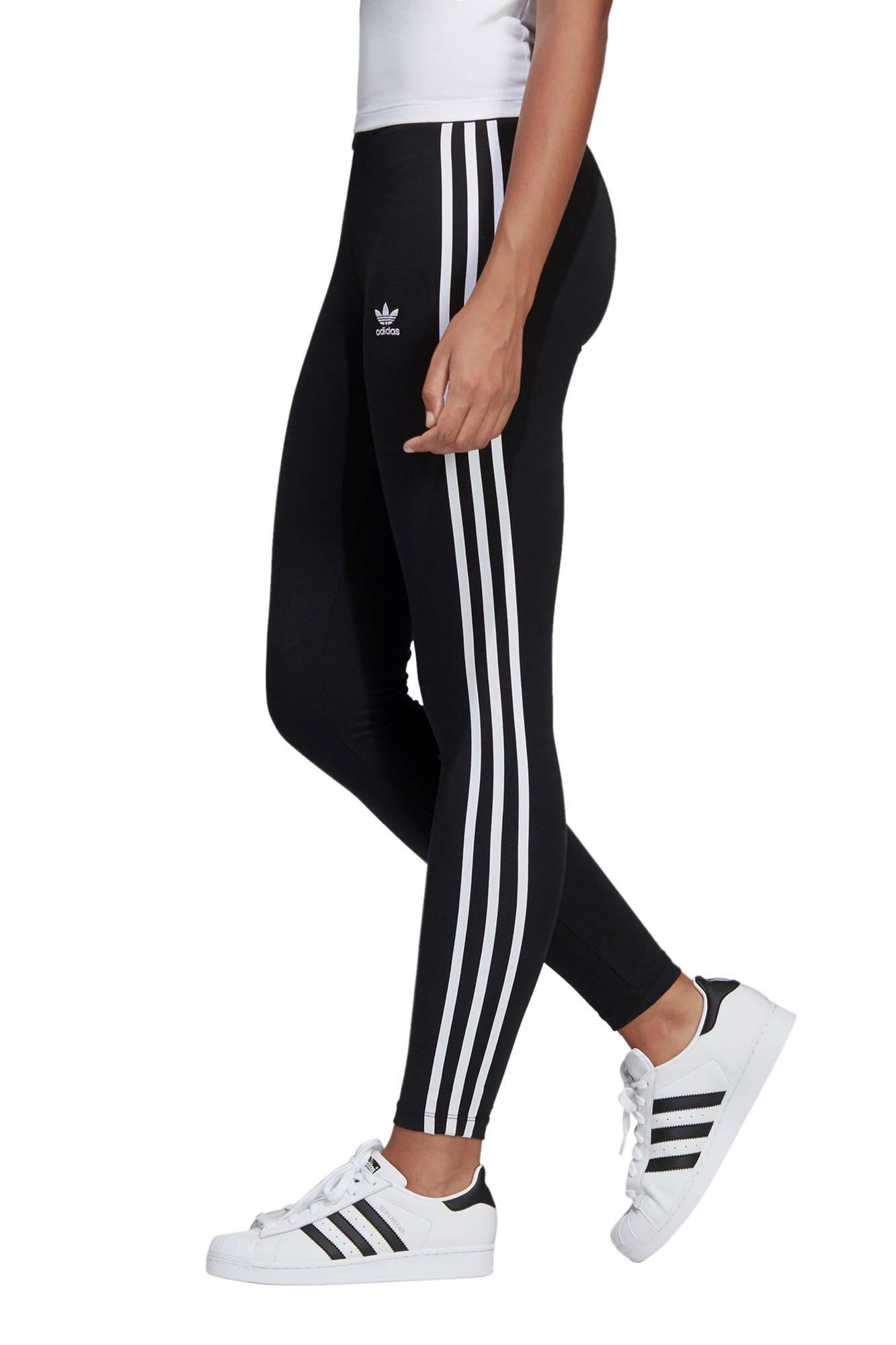 adidas Originals legging zwart | wehkamp
