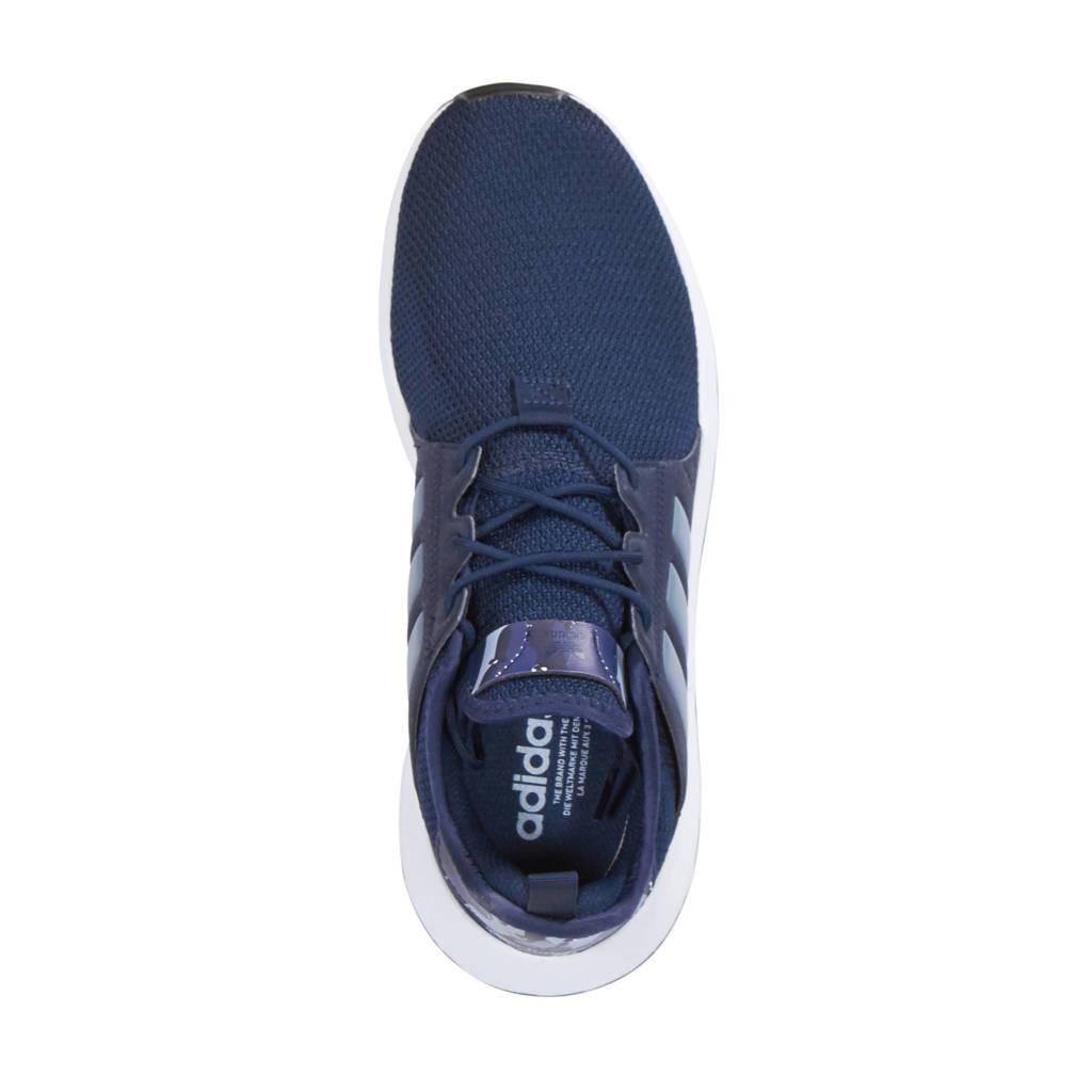 X plr Donkerblauw Originals Adidas Sneakers XU1a8Awnqx
