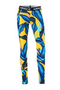 adidas / legging blauw