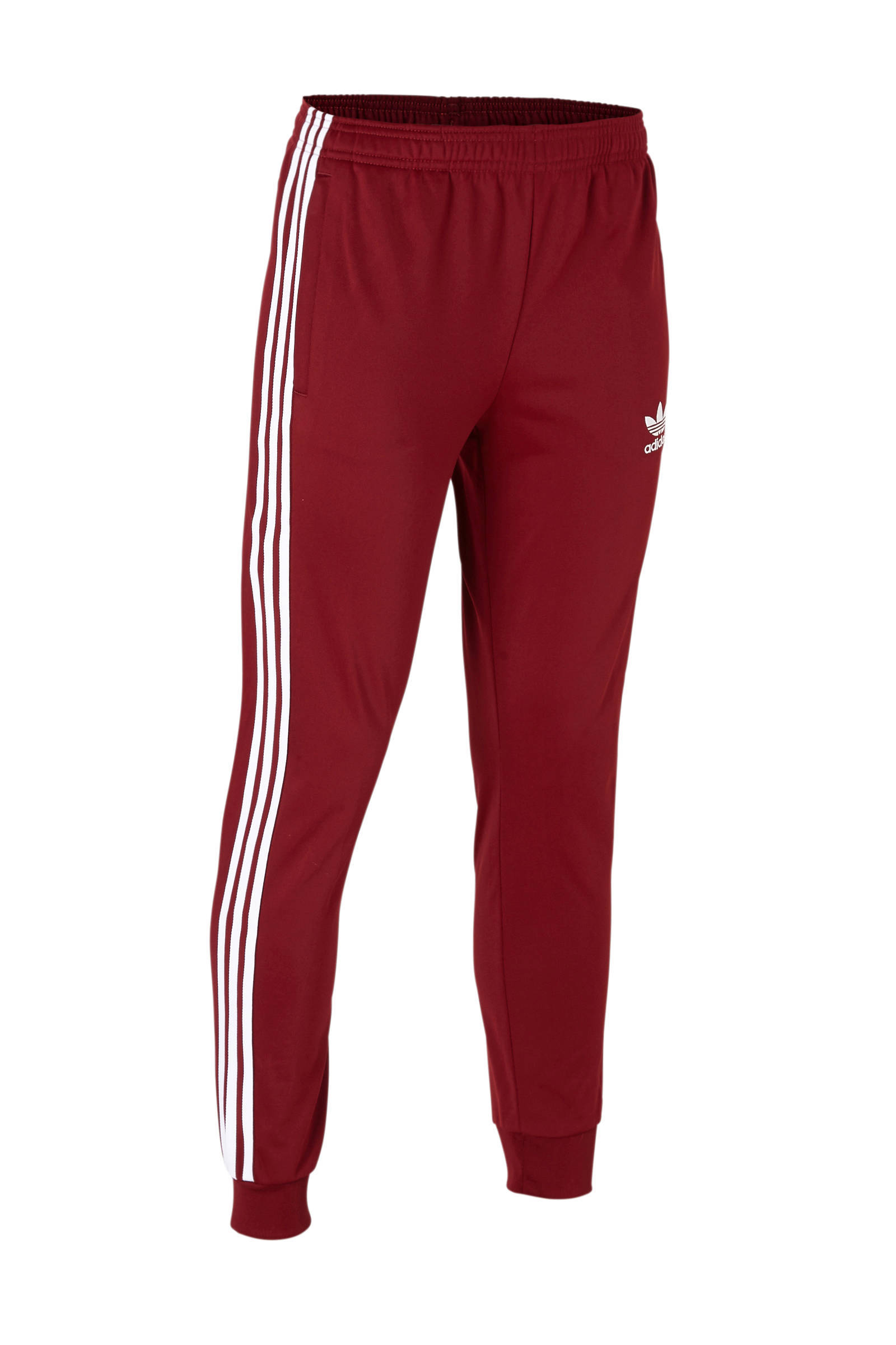 broek bordeauxrood