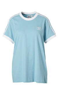 adidas / adidas originals T-shirt lichtblauw