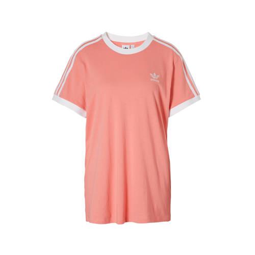 T-shirt zalmroze