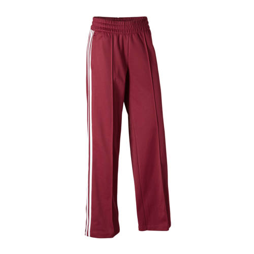joggingbroek bordeauxrood
