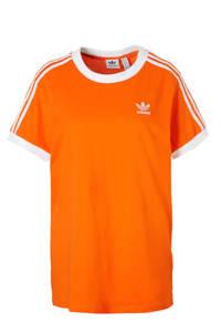 adidas / T-shirt oranje