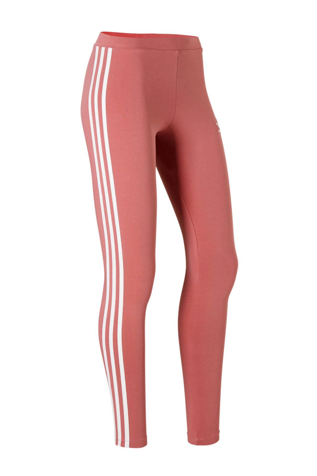 ceff429d1d7 adidas originals broek oudroze | wehkamp