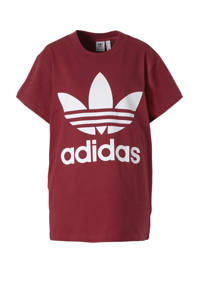 adidas / oversized T-shirt