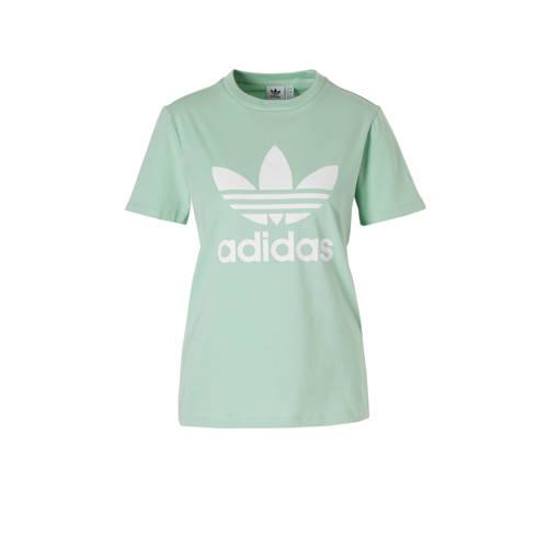 T-shirt mintgroen