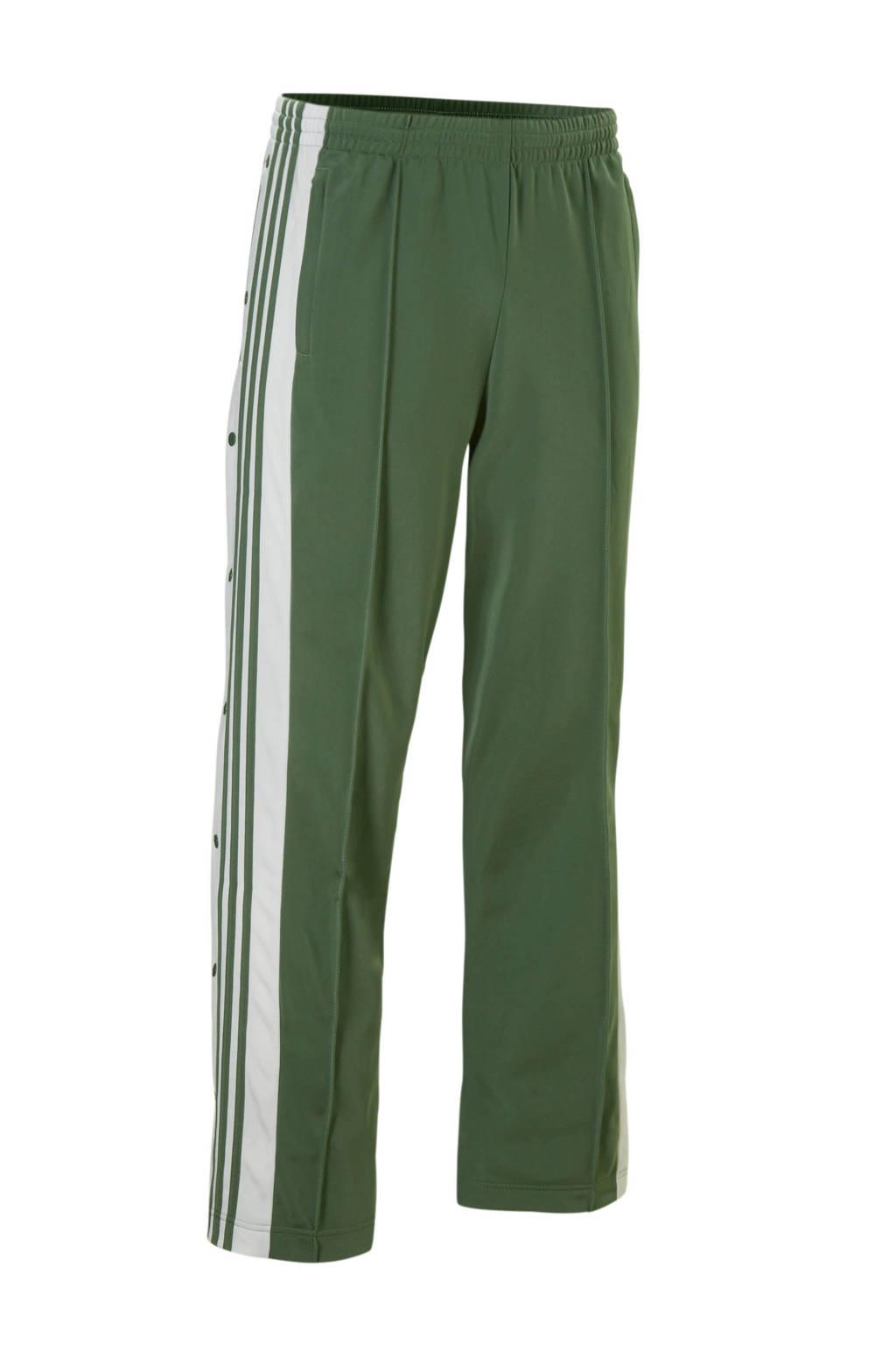 adidas originals broek groen, Groen