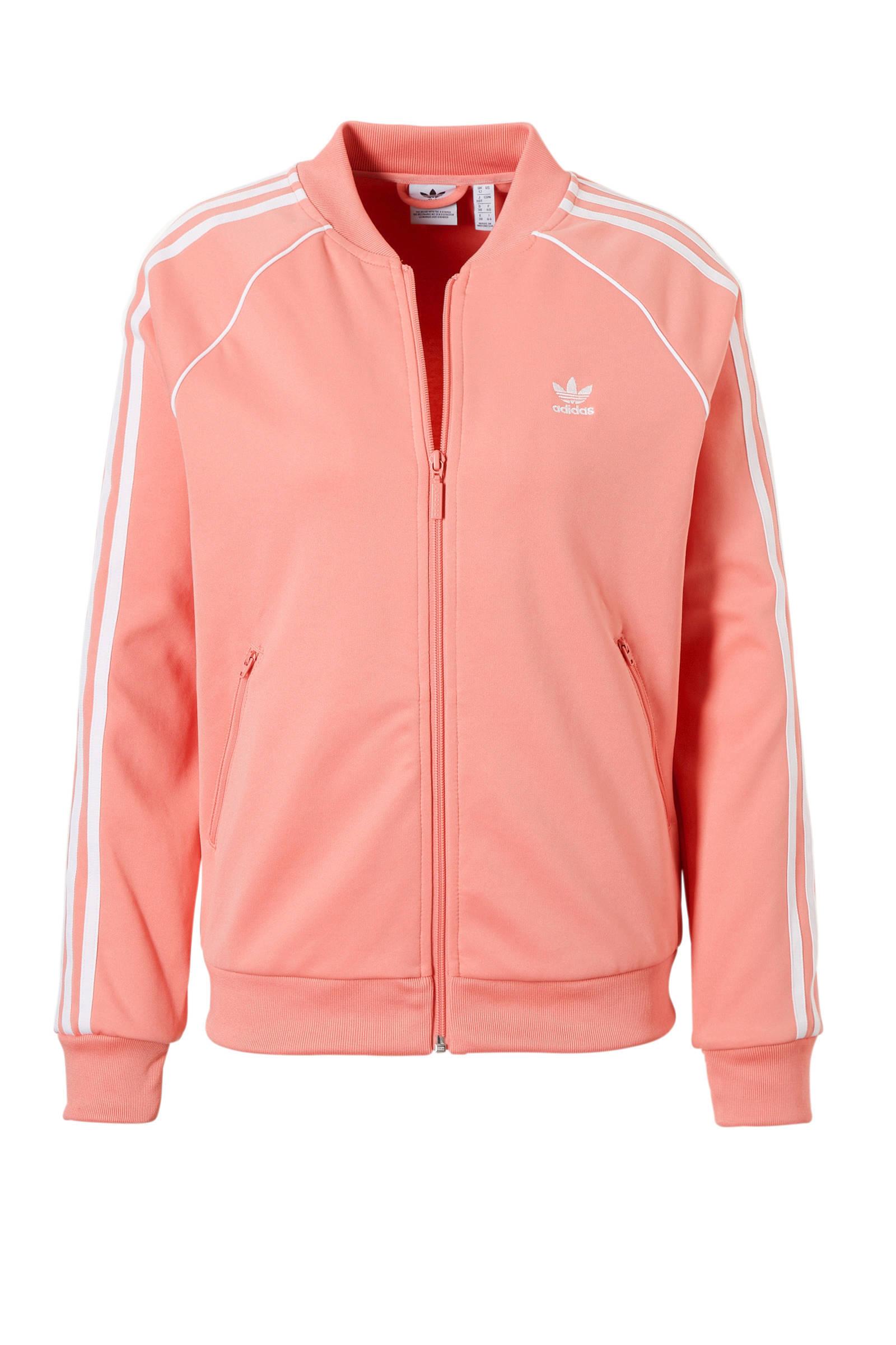 adidas Originals vest roze | wehkamp