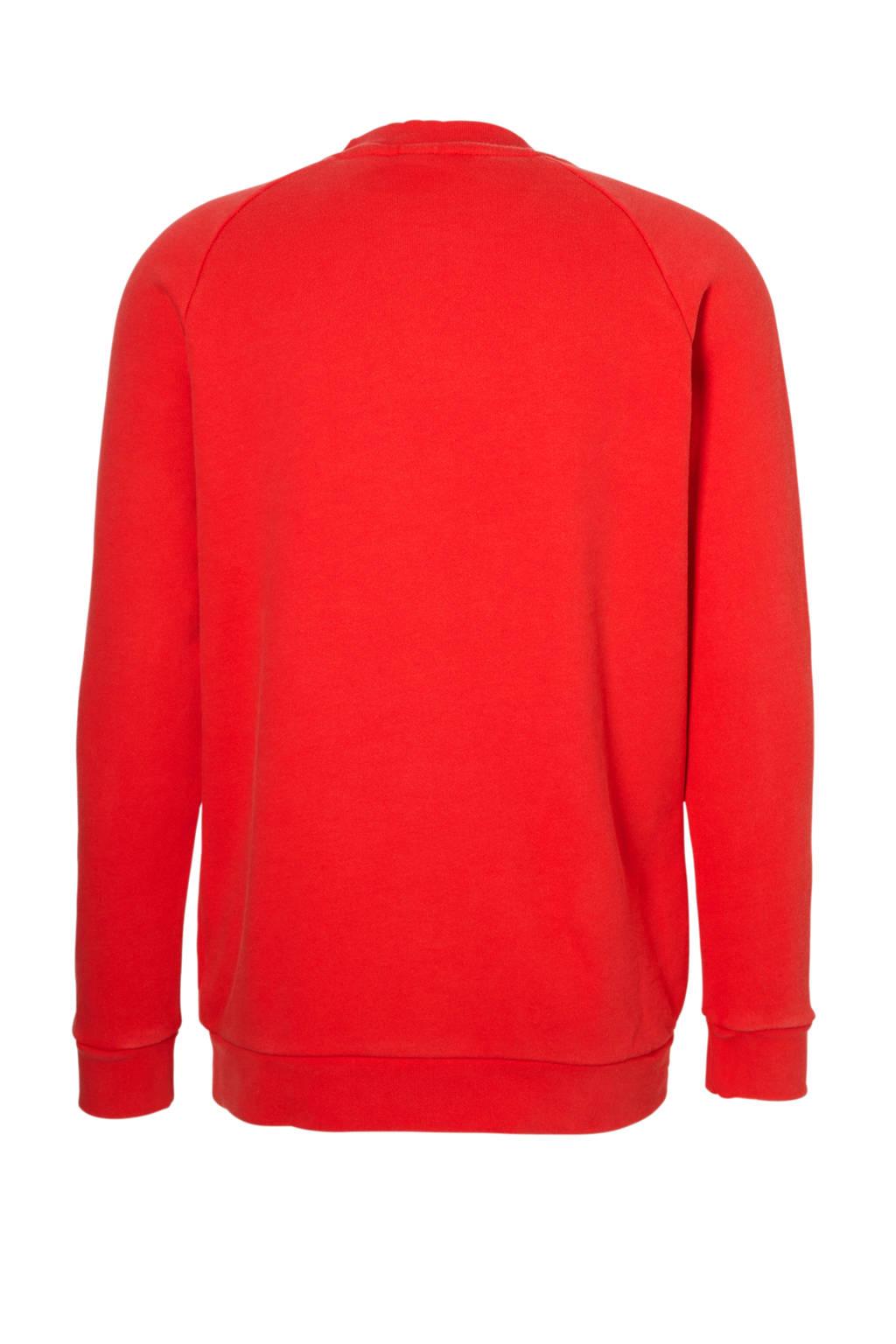 adidas Originals   sweater rood, Rood