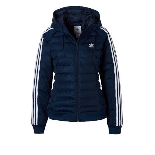 NU 20% KORTING: adidas Originals gewatteerde jas SLIM JACKET
