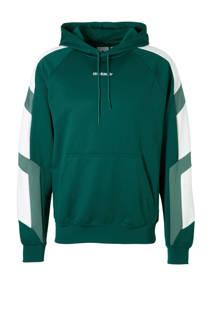 adidas originals   hoodie groen (heren)