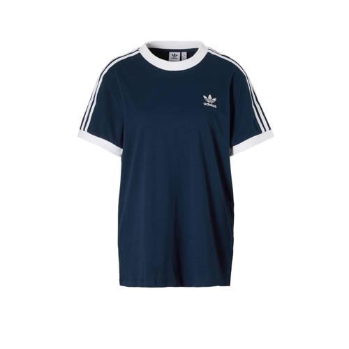 NU 15% KORTING: adidas Originals T-shirt 3 STRIPES TEE