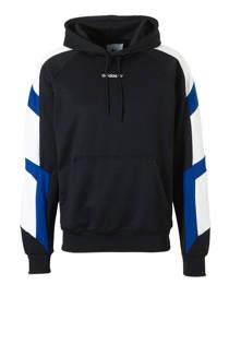 adidas originals   hoodie zwart (heren)